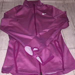 Nike dry fit coat, size XS